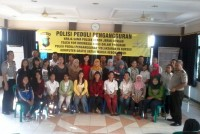 Launching Program Polisi Peduli Pengangguran