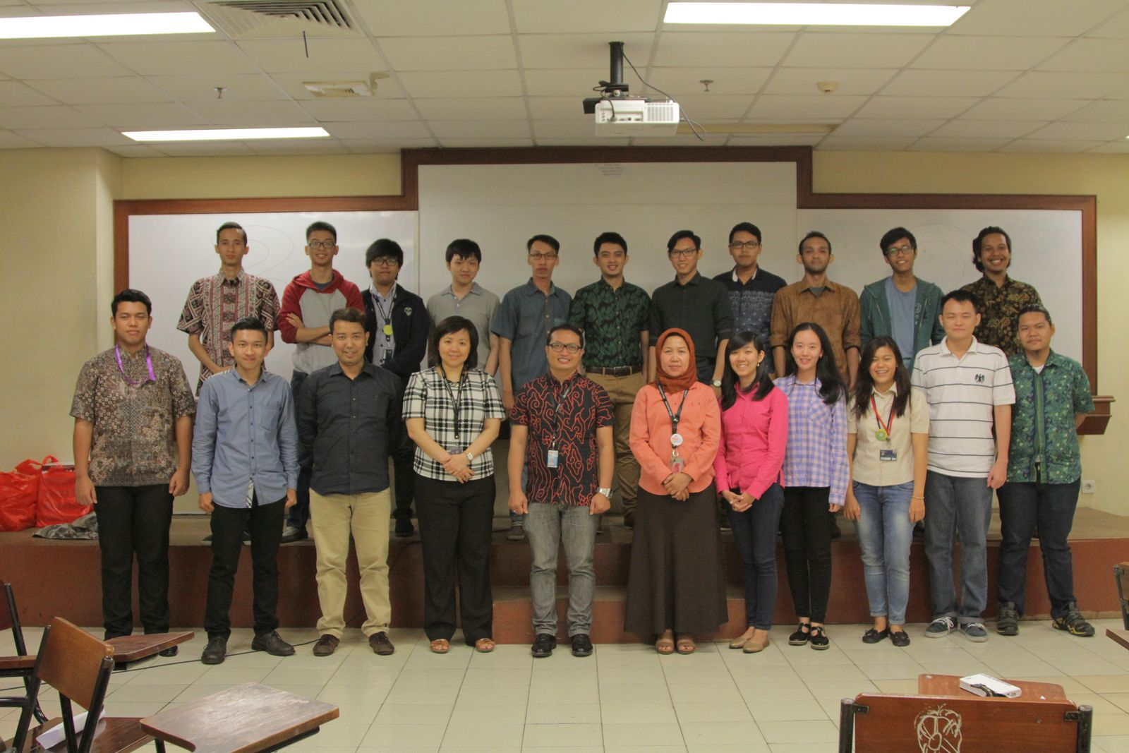 GUEST LECTURE WITH MASAHIRO IDE, PH.D Part4